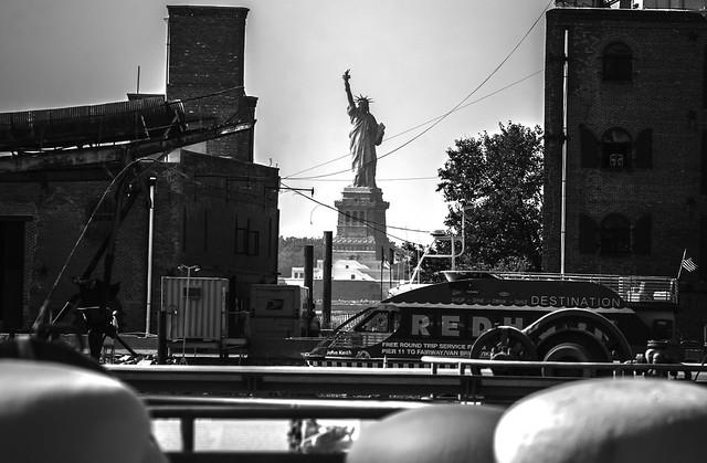 Striking Liberty