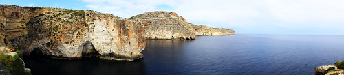 bluegrotto malta canon 6d 馬爾他 藍洞 環景 ocean coast frank photographer photography photograph vacation relax holiday easter 藍天 blue bluesky 海 海岸線 sunny sunshine canonef2470mmf28iil