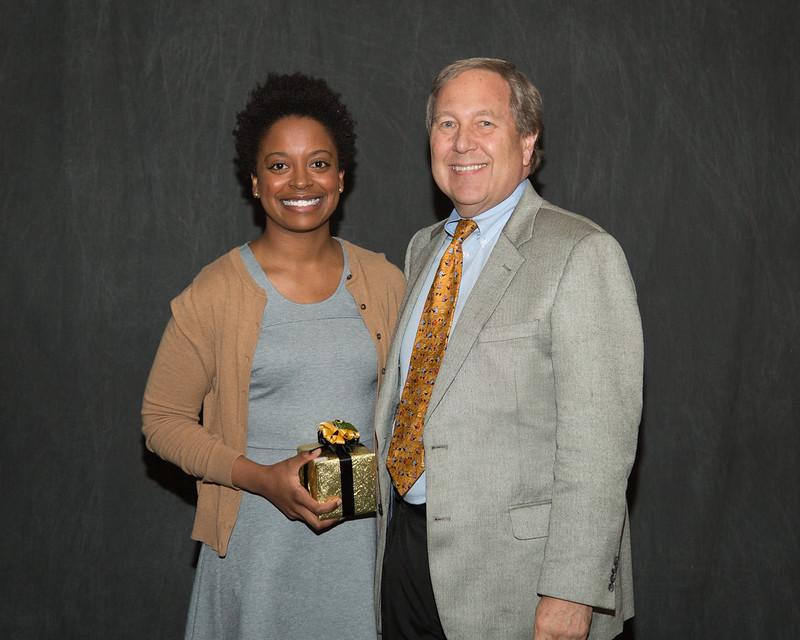 Jasmine Mangrum Hancher-Finkbine Medallion: Graduate/Professional Recipient