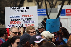March for Science - Calgary