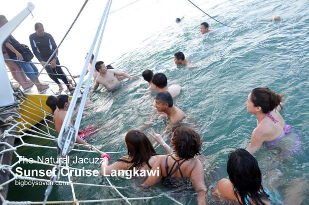 Sunset Cruise Langkawi 13