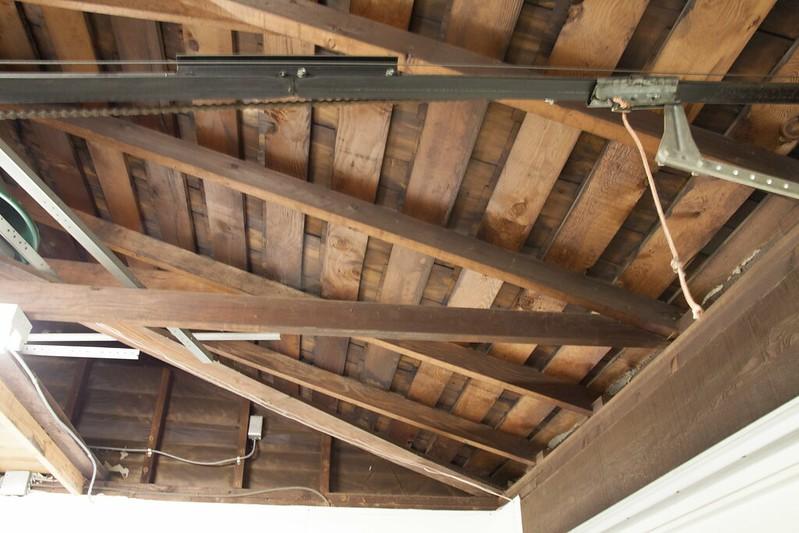 How To Reinforce Garage Ceiling Joists Www Energywarden Net