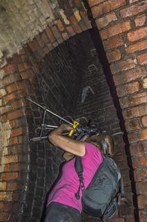 Brisbane Urbex Manhole