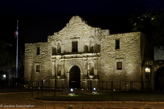 The Alamo Mission, San Antonio
