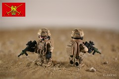 British Army (Desert DPM)