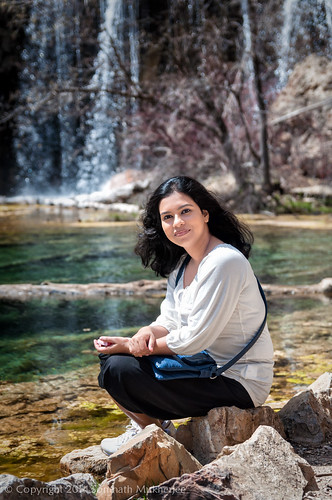 Sudatta | Hanging Lake, Glenwood Canyon, CO | May, 2014  by Somnath Mukherjee Photoghaphy