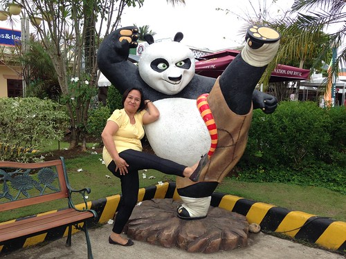 My Mom and Kung Fu Panda