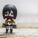 Small photo of Mikasa Ackerman