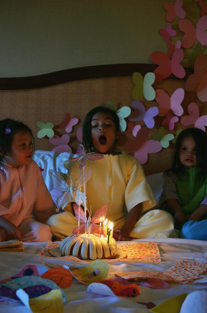 true's 8th birthday