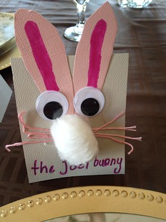 Easy Easter place cards for kids to make