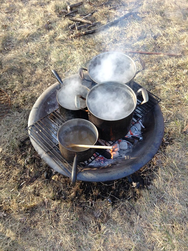 Maple Syrup Cook