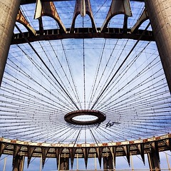 #structure #streetphotography #nysp50 New York State Pavilion Worlds Fair #vagabond