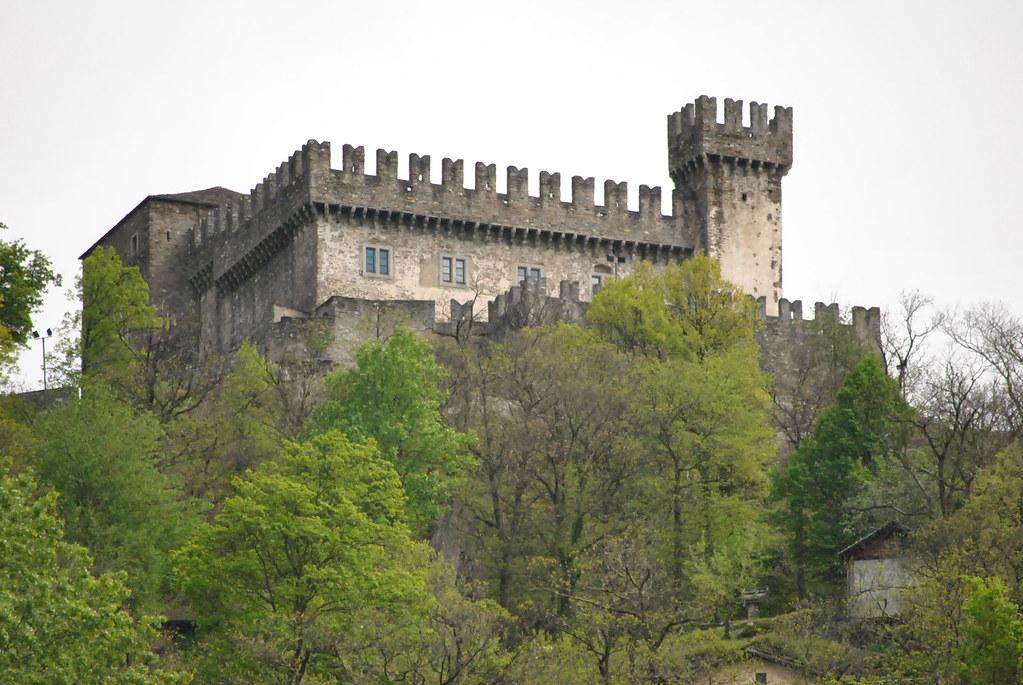 Pomeriggio al Castello