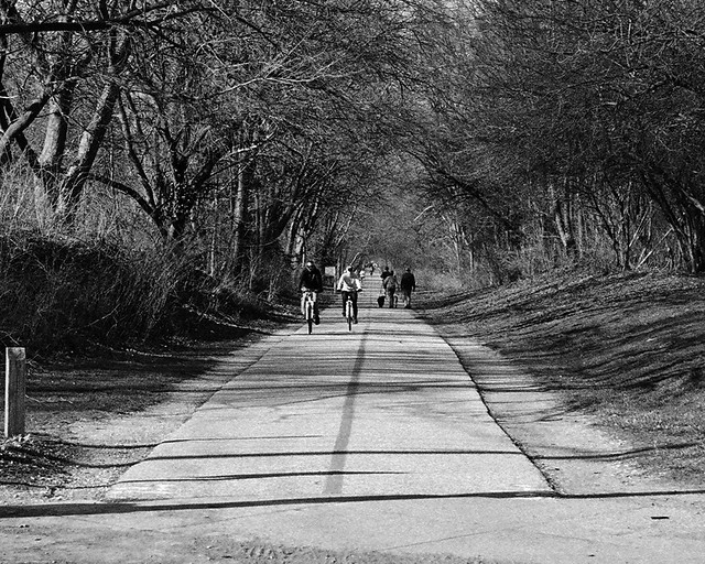 On the Monon Trail