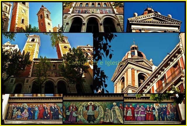 Flickriver photoset 39 3263 bas lica parroquial de san jos - Barcelona san jose ...