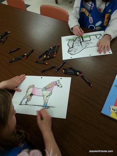 Daisy-Animal-Flip-Books-Coloring