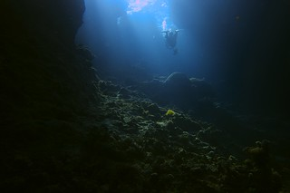St Johns Caves, Red sea