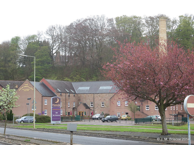 Millburn Distillery, Inverness
