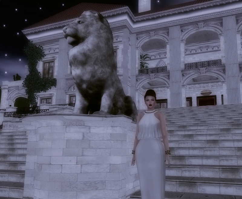 Haute Couture and The Lefevre Mansion