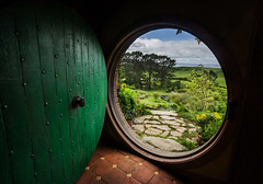 Inside the Hobbit Hole by Trey Ratcliff, on Flickr