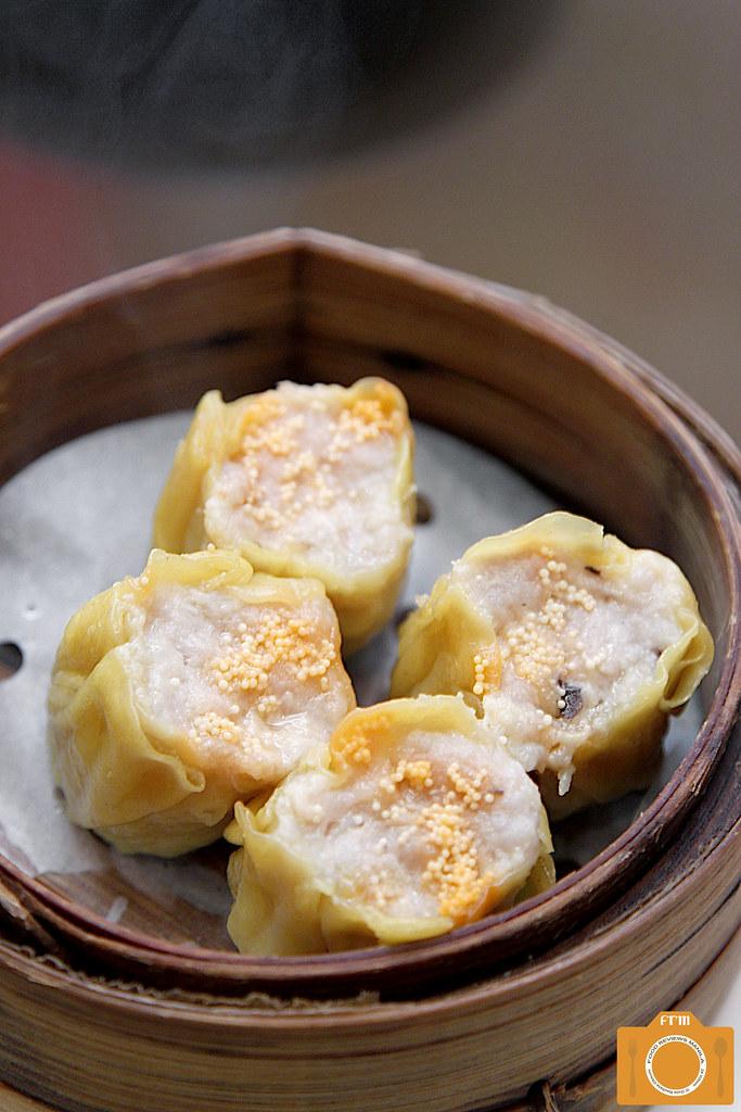 Phoenix Court Pork and Shrimps Dumpling Siomai
