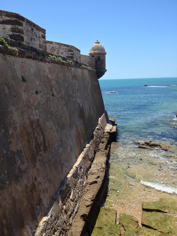 The Castle of San Sebastián (Castillo de San Sebastián)