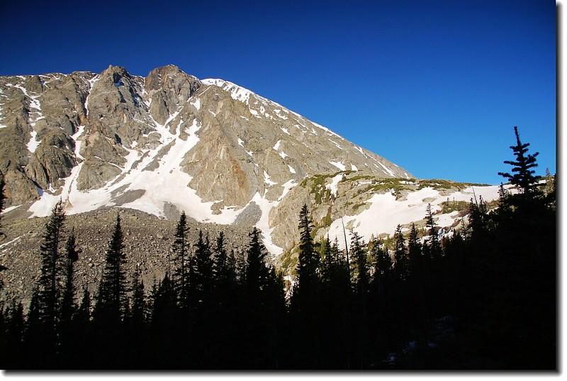 Quandary ridge 2