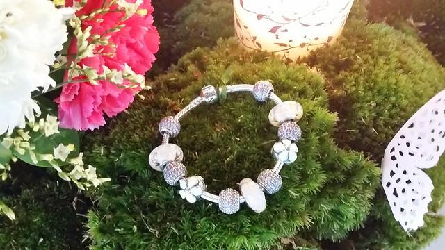 Pandora-flower-charms