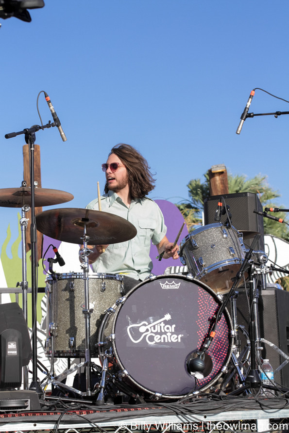 Night Beats @ Desert Daze 2014, 4/27/14