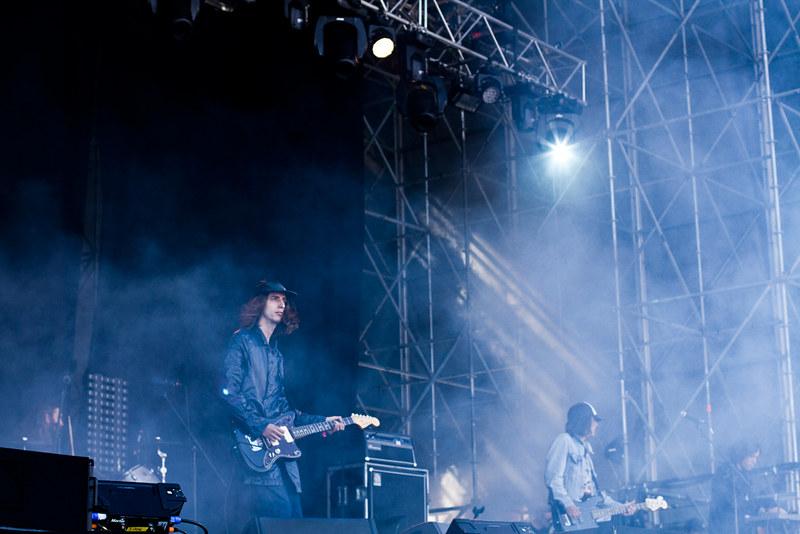 Föllazkoid. Primavera sound 2014