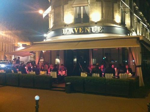 Restaurante LAvenue - Paris