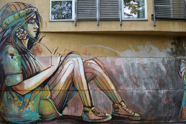 streetpainting | alice | berlin