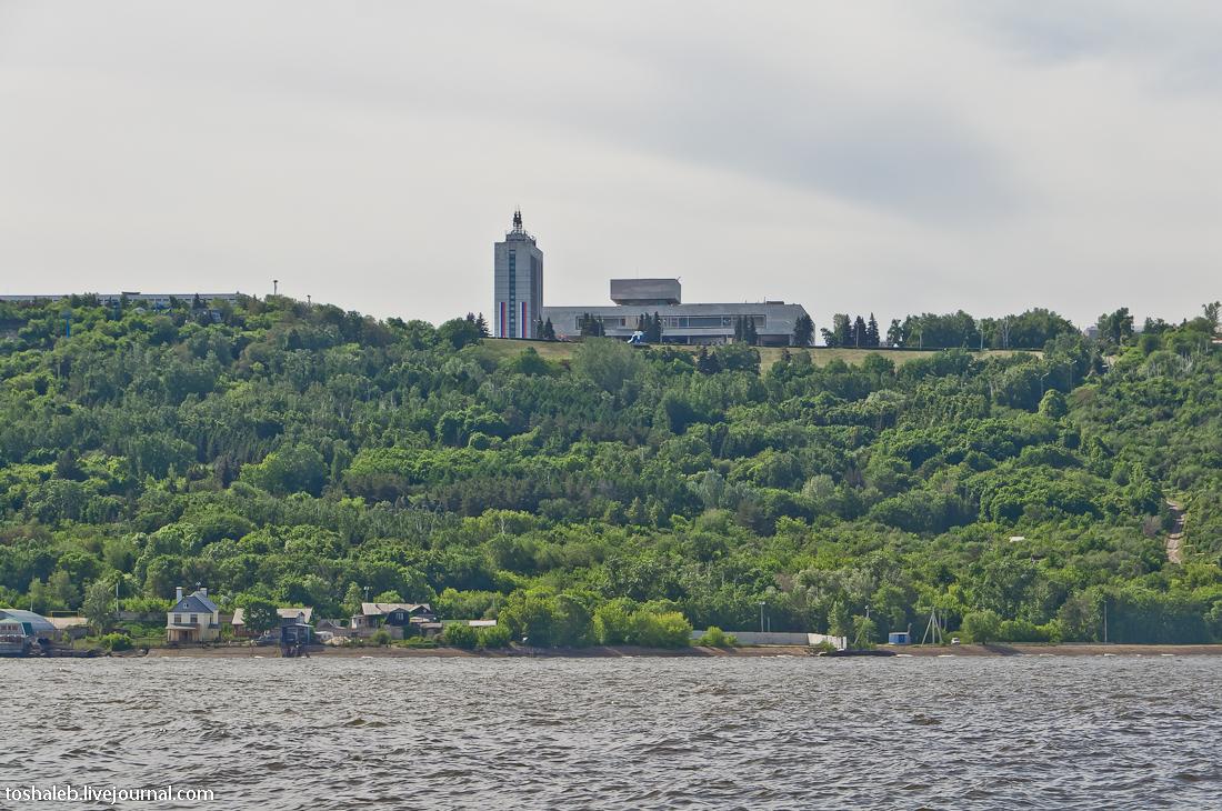 Куйбышевское водохранилище-52
