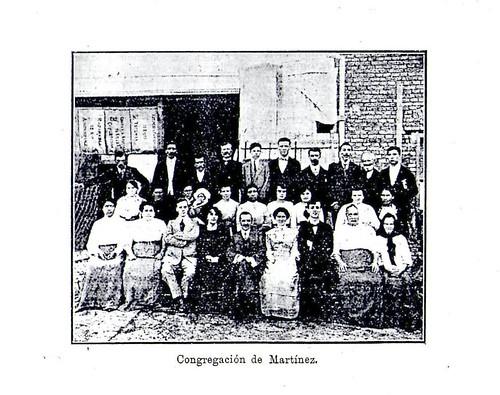 CONGREGACIÓN Patio 1914