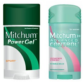 picture relating to Mitchum Printable Coupon called $2/1 Mitchum Deodorant Printable Coupon (0.99 at Walgreens