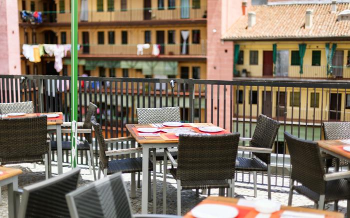 #Bdeli barbara crespo restaurants cool fashion blogger blog de moda terraza gau&cafe lavapies madrid