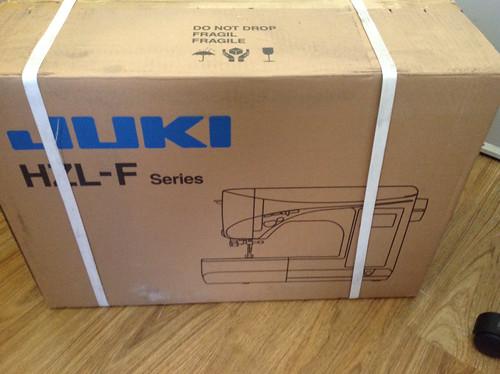 Juki box