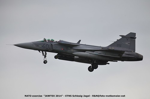 "Hungarian Air Force JAS39 ""Gripen"" 40"