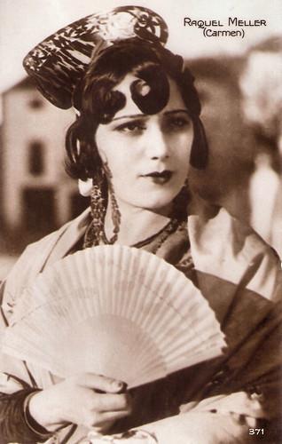 Raquel Meller in Carmen
