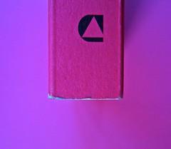 A Vinci, [...], di Morten Søndergaard. Del Vecchio edizioni 2013. Art direction, cover, logo: IFIX. Dorso (part.), 1