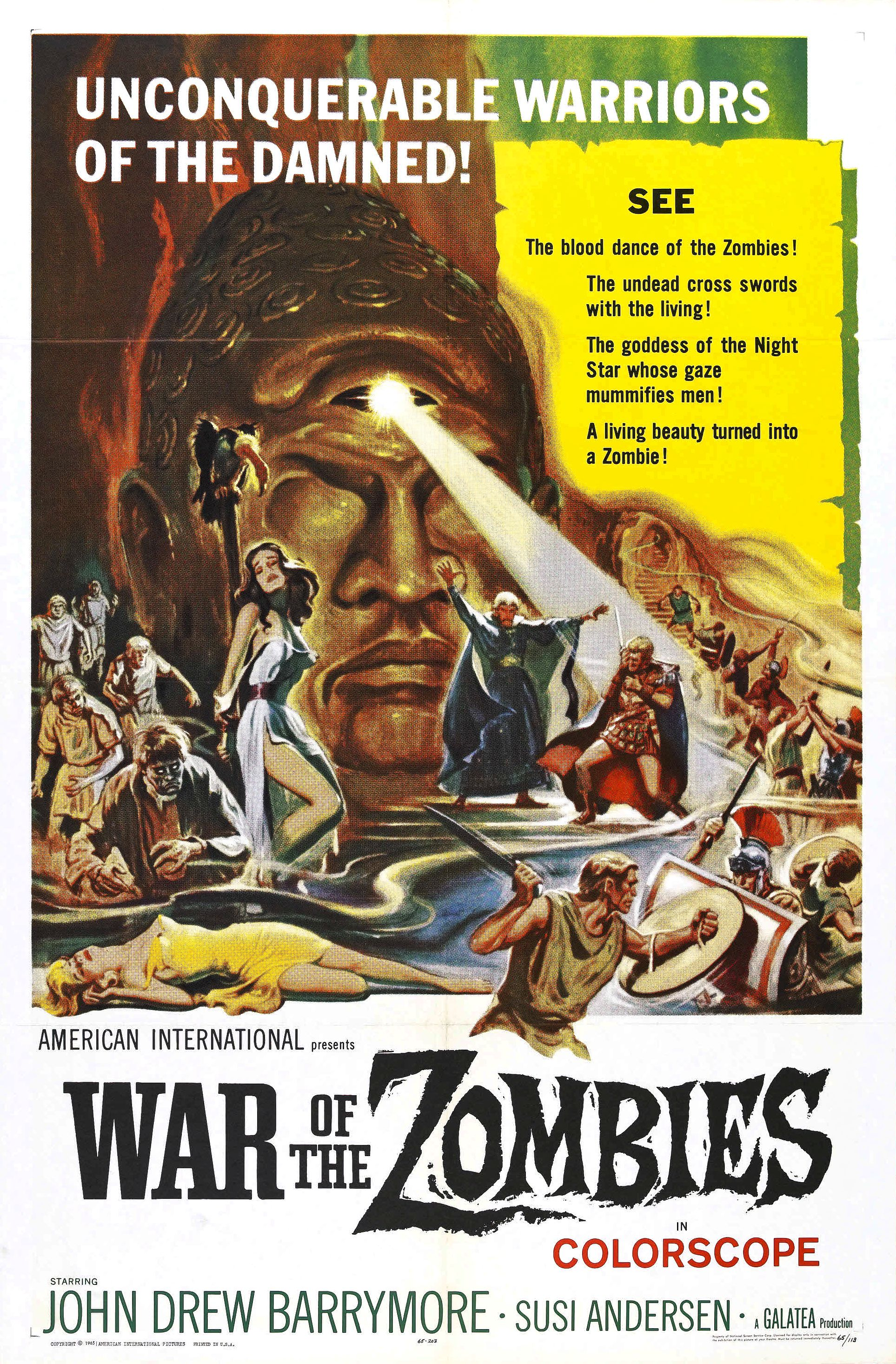 War of the Zombies (1964)