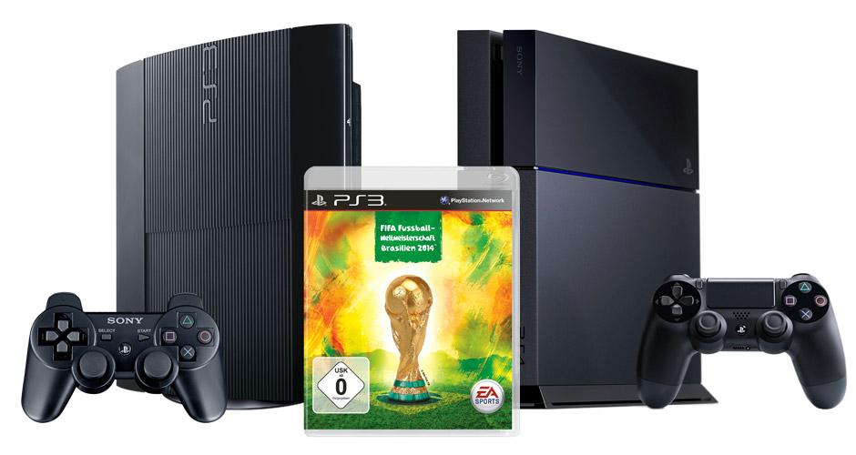 PS3 / PS4 / FIFA WM Brasilien 2014