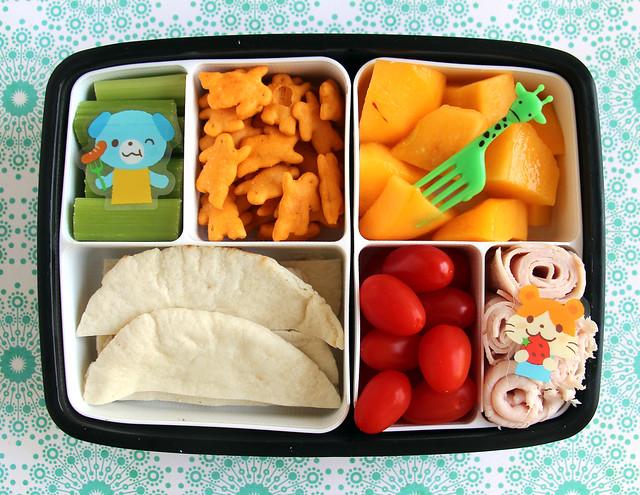 Preschooler Bento #664