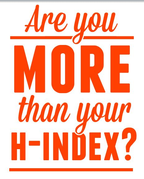 H-index