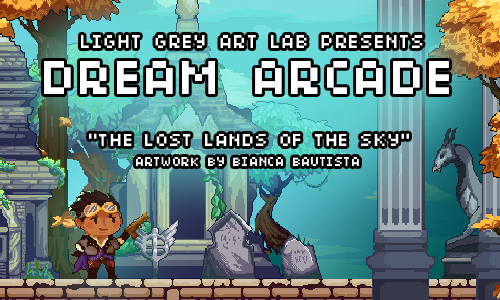 Dream Arcade - Lost Lands Promo