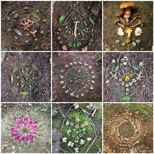 my nature mandalas