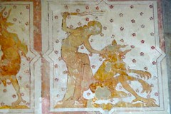 Old Wall Paintings in Churches, Cathedrals & Minsters - UK