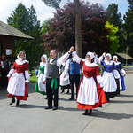 welsh dancers
