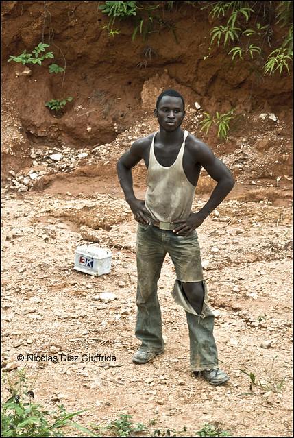 3K MAN Congo Brazzaville