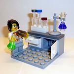 LEGO Ideas Research Institute 21110 A